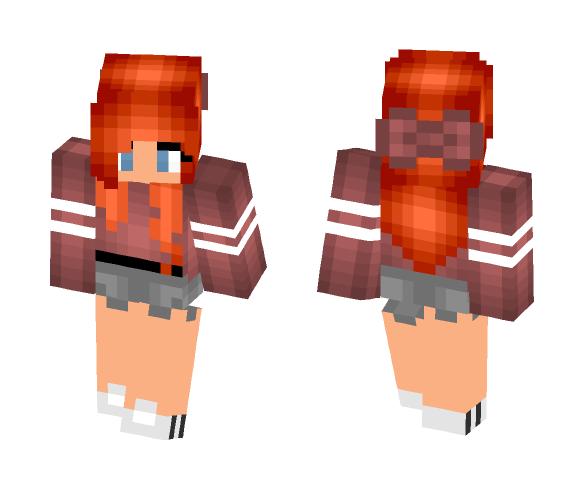 red panda baby minecraft skin