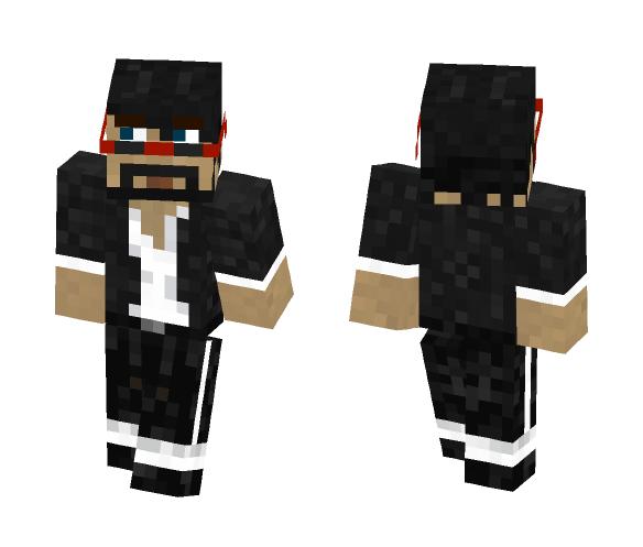 CaptainSparklez - Male Minecraft Skins - image 1