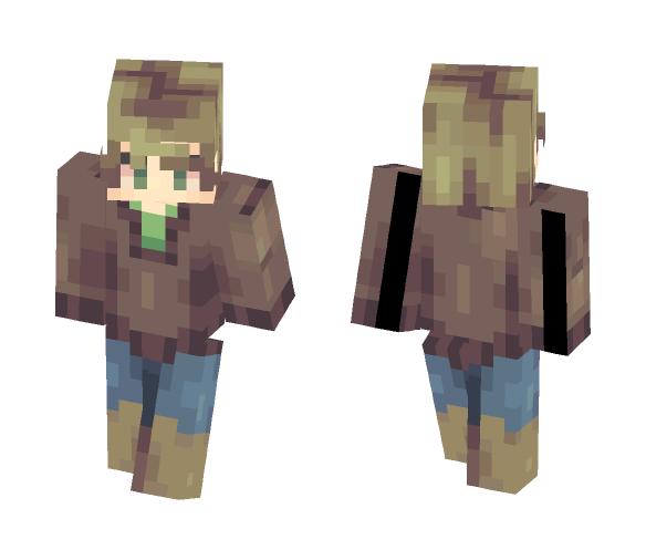 Chestnut - Male Minecraft Skins - image 1