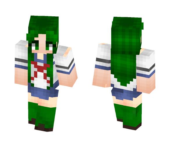 Midori Gurinuuuu - Female Minecraft Skins - image 1