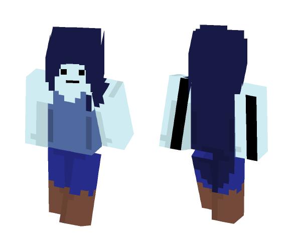 Marceline [Adventure Time] - Female Minecraft Skins - image 1