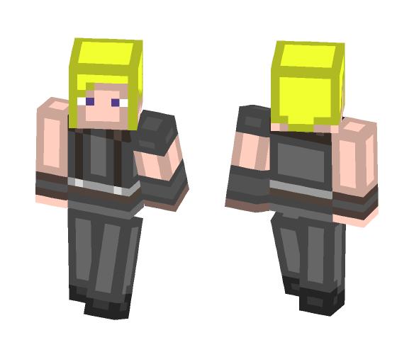 Cloud - Male Minecraft Skins - image 1