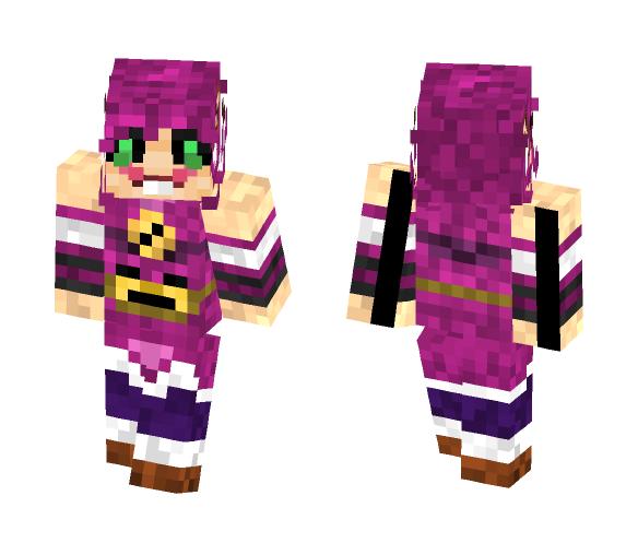 Nana (Mobile Legends) - Female Minecraft Skins - image 1