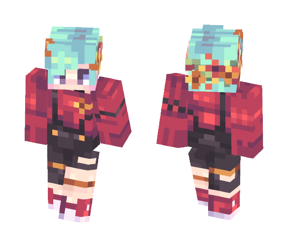 Fall - Interchangeable Minecraft Skins - image 1