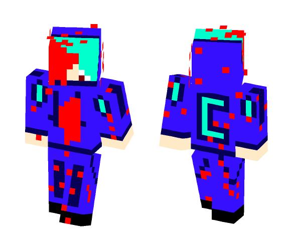 blooded teenager boy - Boy Minecraft Skins - image 1