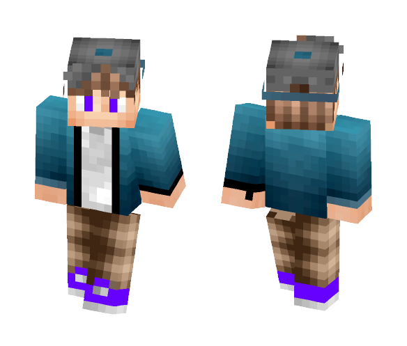 maybe - Male Minecraft Skins - image 1