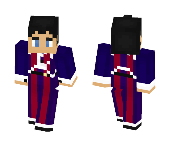 We Are Number One! |Robbie Rotten| - Male Minecraft Skins - image 1