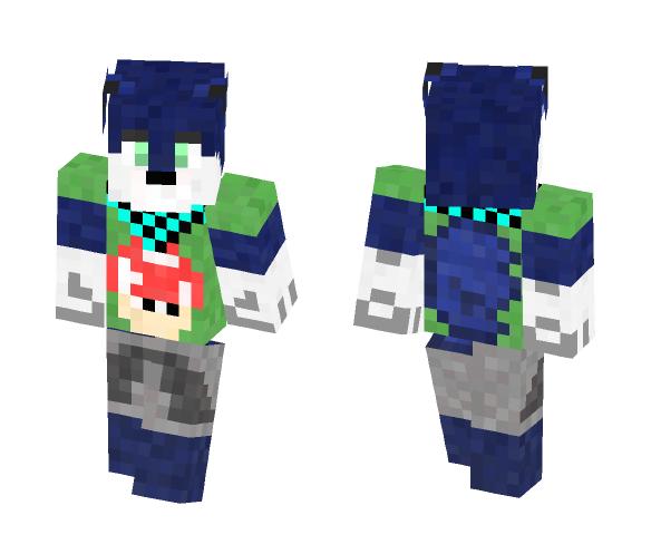 My Fursona - Male Minecraft Skins - image 1