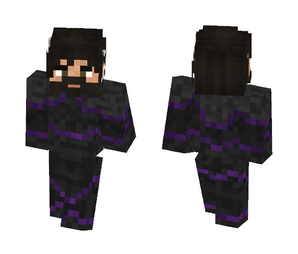Ebongrasp Soldier - Human - Male Minecraft Skins - image 1