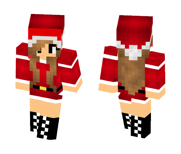 Christmas Minecraft Skins.Download Christmas Girl Minecraft Skin For Free