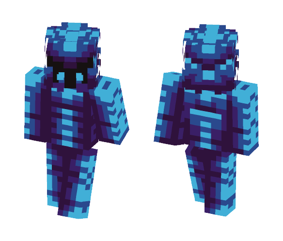 Download Water Dragon Armor Minecraft Skin For Free Superminecraftskins Credit goes to then for the design. water dragon armor minecraft skin