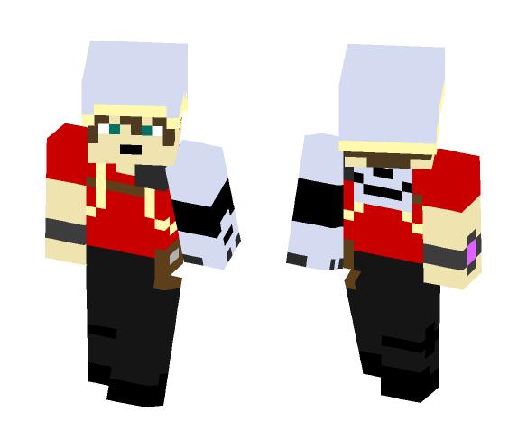Brony King Amethyst Rain (BKAR) - Male Minecraft Skins - image 1