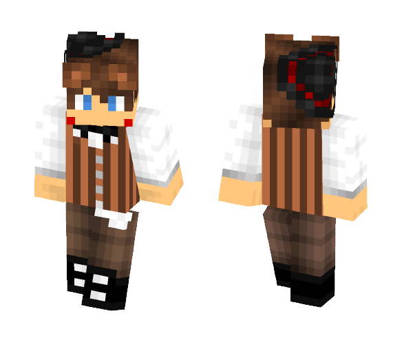 Human Toy Freddy Minecraft Skin