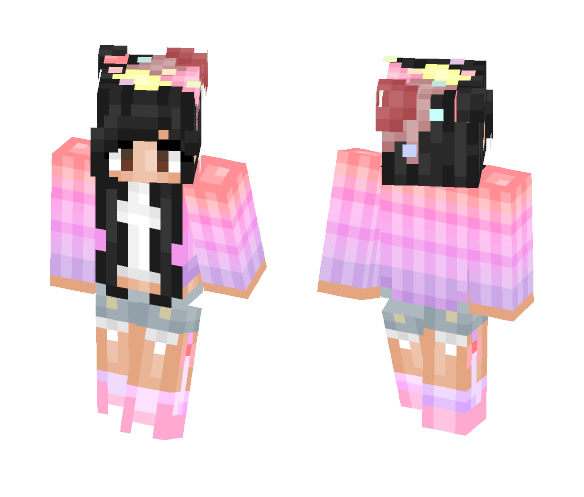 Daisy - Female Minecraft Skins - image 1