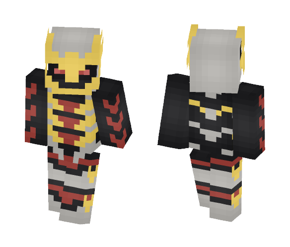 Giratina Origin Form - By Wolf40013 - Other Minecraft Skins - image 1