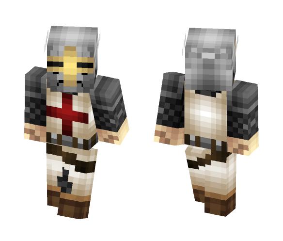 Crusader - Male Minecraft Skins - image 1