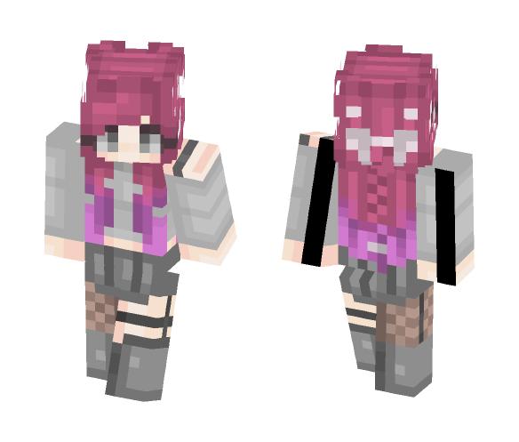 Feeling Pink - Female Minecraft Skins - image 1