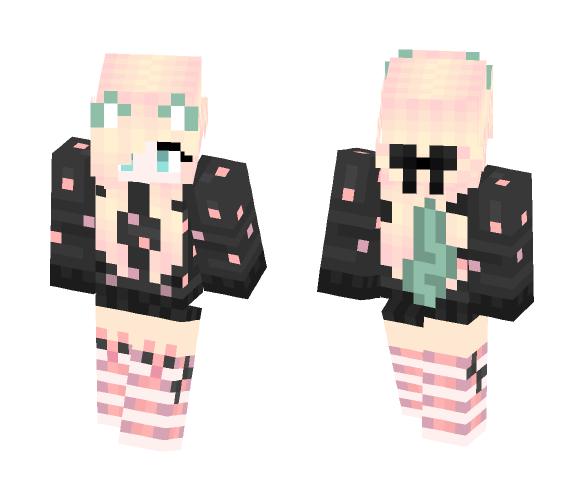 Paris Meifwa~ - Female Minecraft Skins - image 1