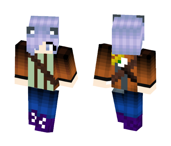 Boy Meif'wa - Male Minecraft Skins - image 1