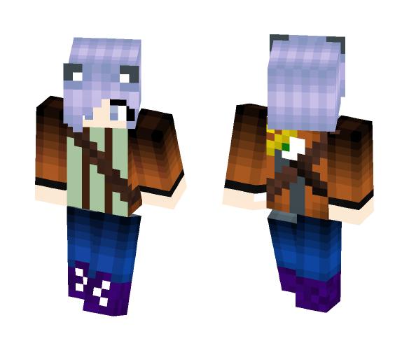 Boy Meif'wa - Boy Minecraft Skins - image 1