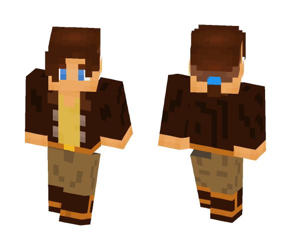 Jim Hawkins - Male Minecraft Skins - image 1