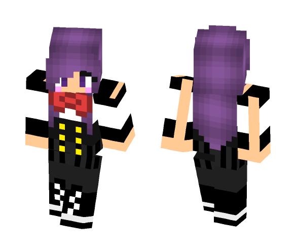 Kotonoha(School Days) - Female Minecraft Skins - image 1