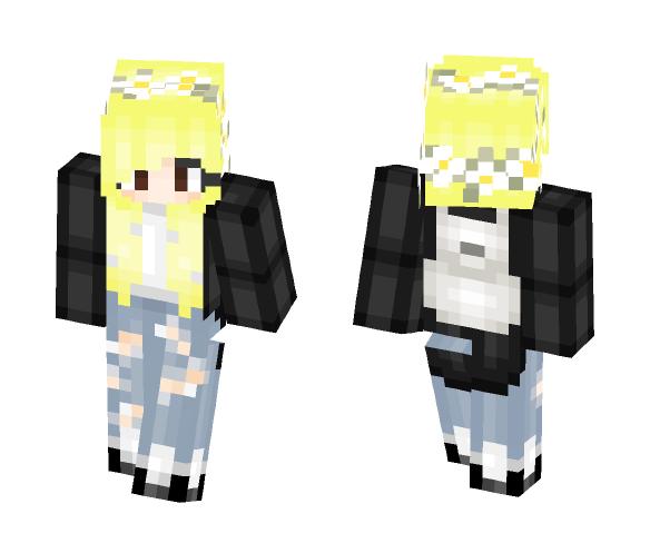 Casual Lucy Heartfilia - Female Minecraft Skins - image 1