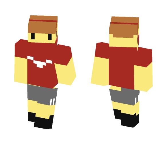 Pvp anime boy - Male Minecraft Skins - image 1