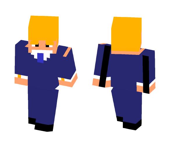 Donald Trump V4 - Male Minecraft Skins - image 1