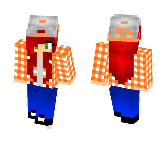 Role-play Brenna - Female Minecraft Skins - image 1