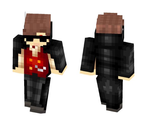 My Vampire Skin - Male Minecraft Skins - image 1