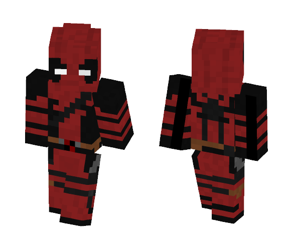 Deadpool - Comics Minecraft Skins - image 1