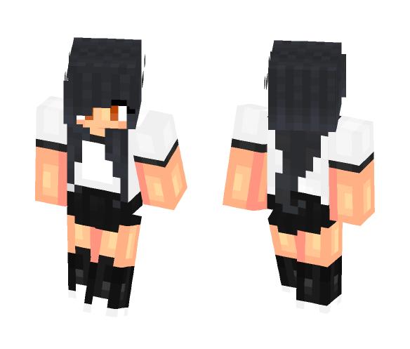 School Girl - Female Minecraft Skins - image 1