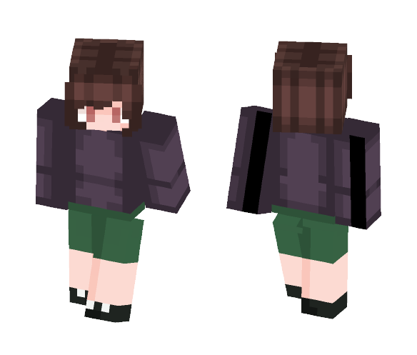 I'm not dead, for once. - Female Minecraft Skins - image 1