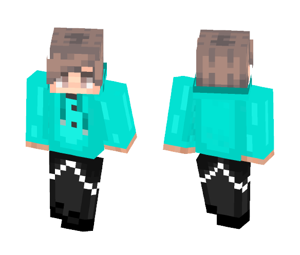 For teh freind (better shading) - Male Minecraft Skins - image 1