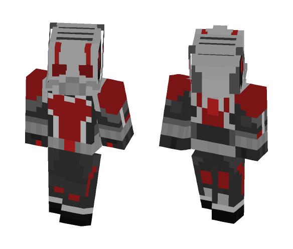 Ant-Man (Movie) - Comics Minecraft Skins - image 1