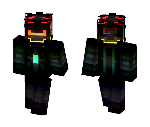 Multi Dragon - Power Armor - Other Minecraft Skins - image 1