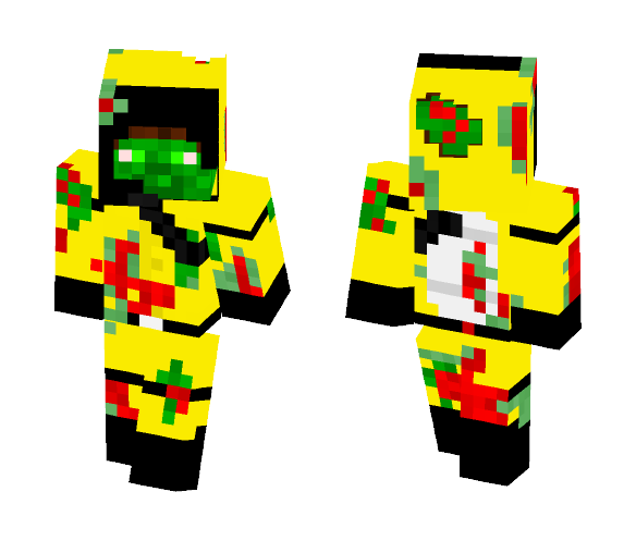 Biohazard Apocalypse - Other Minecraft Skins - image 1
