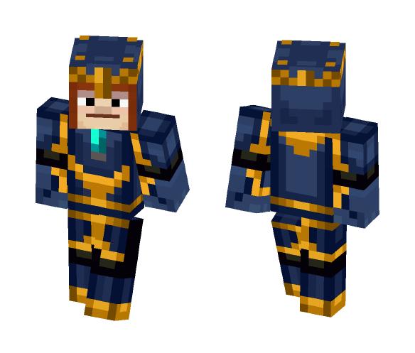 petra - Female Minecraft Skins - image 1