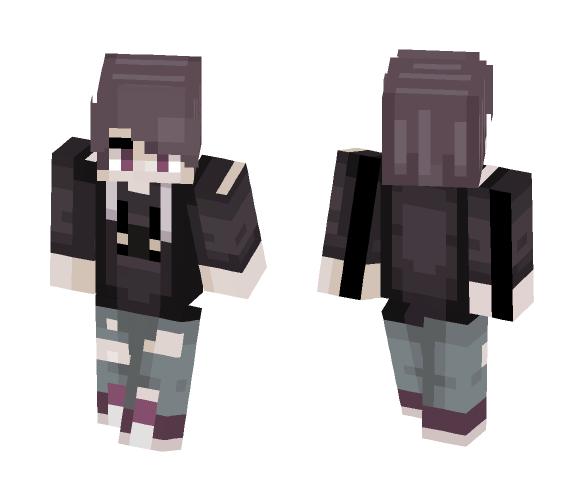 Socially awkward kid - Male Minecraft Skins - image 1