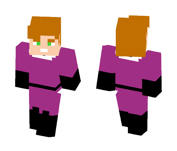 Don Allen (Dc) - Comics Minecraft Skins - image 1