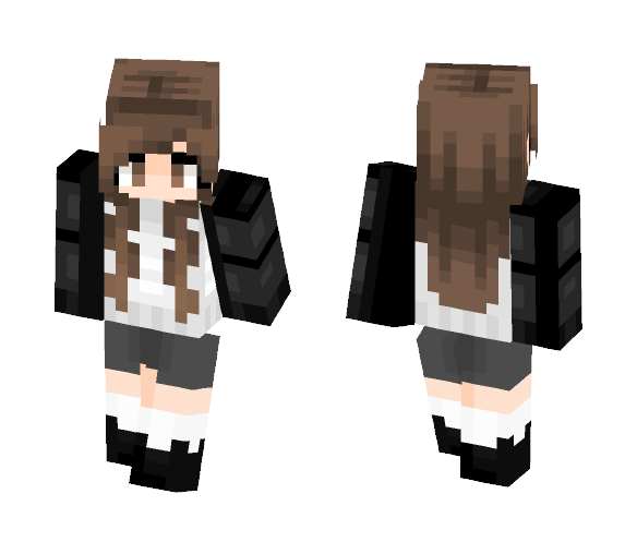NEWER SHADING - Female Minecraft Skins - image 1