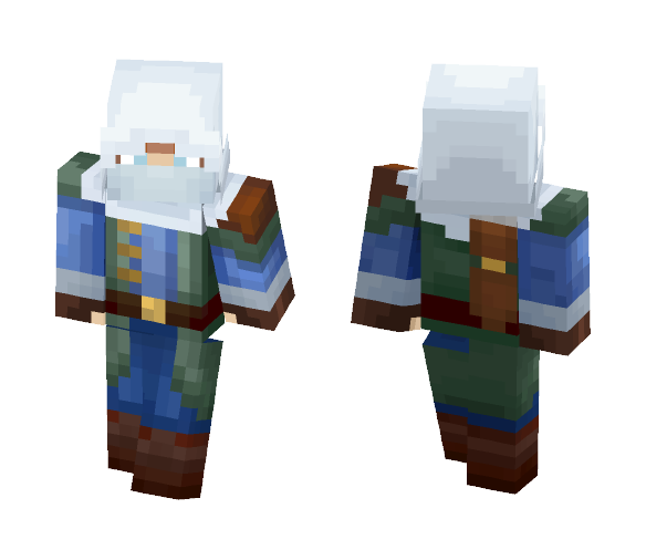 Download Tundra Archer (MCPE) Minecraft Skin for Free
