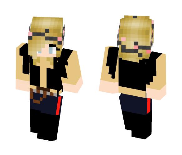 Han Solo Halloween Costume!!! - Halloween Minecraft Skins - image 1