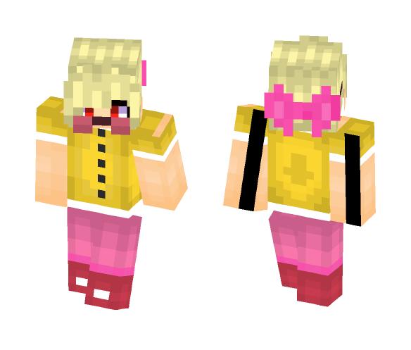 Dave strider {Promstuck} - Male Minecraft Skins - image 1