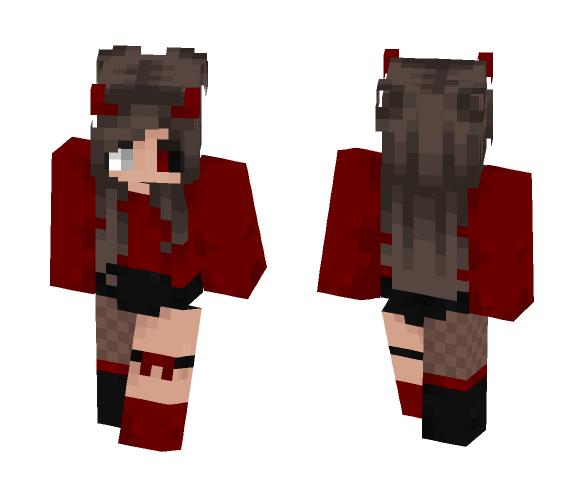 ♥ - Taking a Break - Female Minecraft Skins - image 1