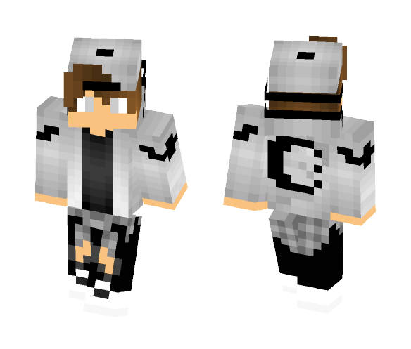 My Skin Good I Use It PvP - Male Minecraft Skins - image 1