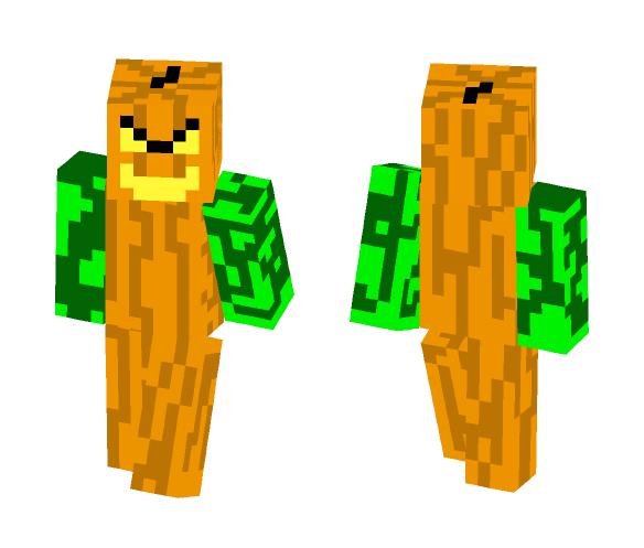 Pumpkin - Male Minecraft Skins - image 1