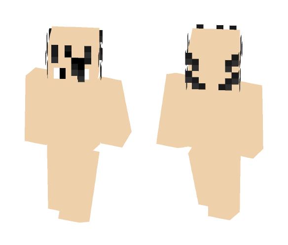 Aihots pra joga mOds do Dbz - Male Minecraft Skins - image 1