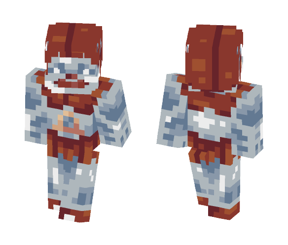 Circus Baby (PBL S18 R4) - Baby Minecraft Skins - image 1
